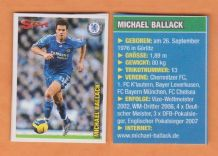 Chelsea Michael Ballack Germany